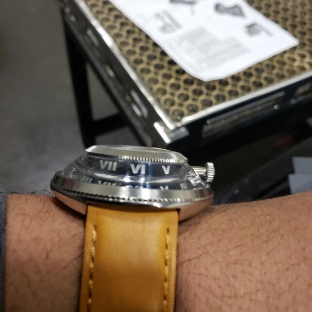 Xeric Watches 5 star review on 8th January 2021