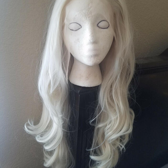 Epic Cosplay Wigs 4 star review on 9th July 2020
