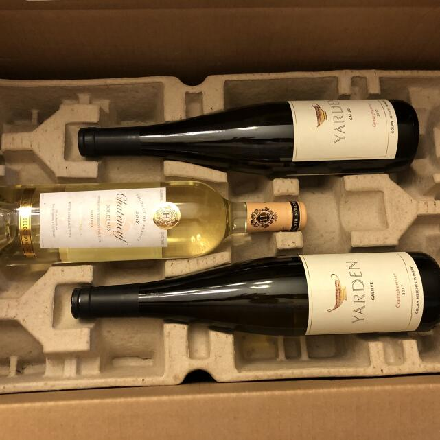 Kosherwine.com 5 star review on 21st May 2020