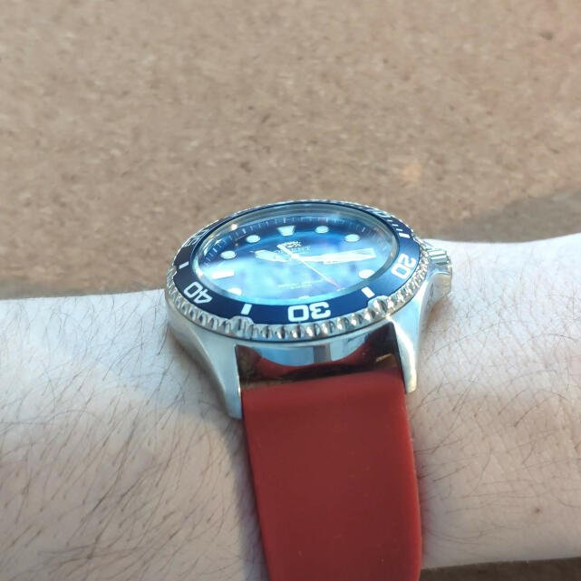 Barton Watch Bands 5 star review on 1st March 2021