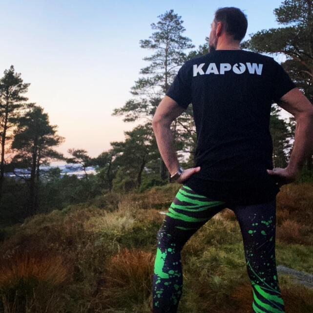 Kapow Meggings 5 star review on 18th October 2020