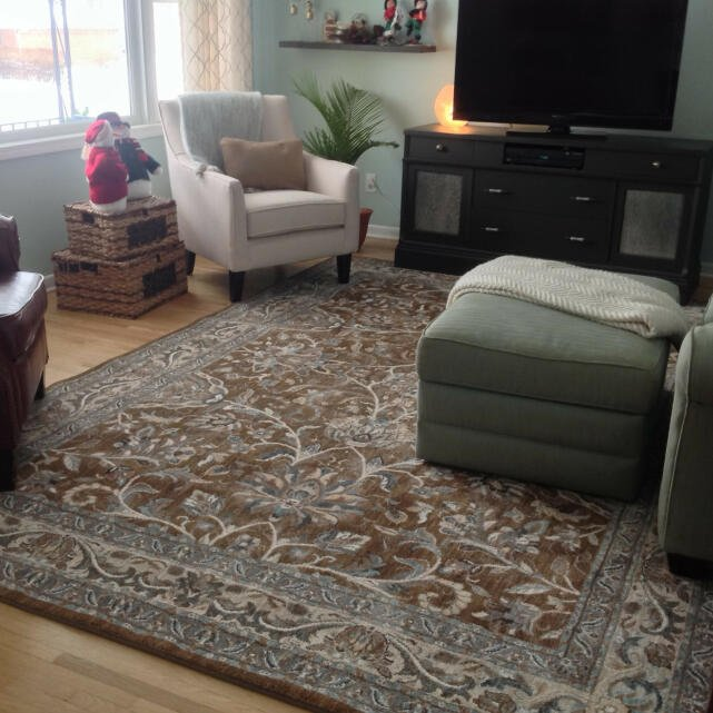 Incredible Rugs and Decor 5 star review on 25th December 2017